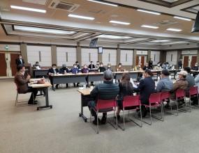 지난 11월 30일(금) 속초시청 별관 5층 대회의실에서 2020년 임시대의원총회 및 회원종목단체 회장선거 안내 회의가 개최되었습니다